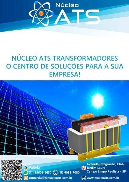 Transformadores industriais